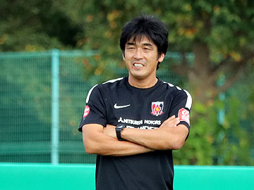 Team Manager Hori – press conference the day before the Emperor's Cup match against Kashima Antlers