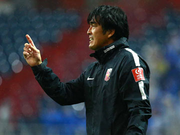 Team Manager Hori – press conference after the match against Gamba Osaka