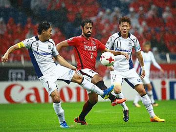 MEIJI YASUDA J1 League 30th sec. vs Gamba Osaka (Result)