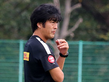 Manager Hori – pre-match press conference the day before the match against Vegalta Sendai