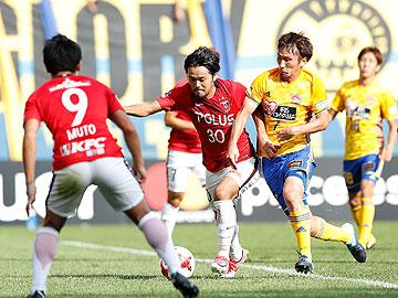 MEIJI YASUDA J1 League 28th sec. vs Vegalta Sendai (Result)
