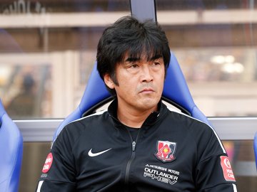 Team Manager Hori – press conference after the match against Vegalta Sendai