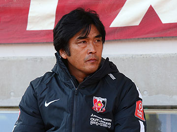 Team Manager Hori – press conference after the match against Kashima Antlers