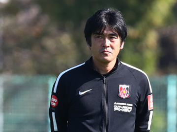 Team Manager Hori – pre-match press conference the day before the match against Kashima Antlers