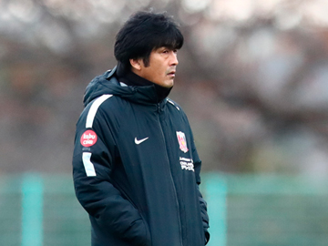 Team Manager Hori – pre-match press conference the day before the match against Yokohama F. Marinos
