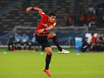 FIFA Club World Cup UAE 2017 Second round vs Al Jazira (Result)