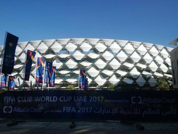 FIFA Club World Cup UAE 2017 Match for fifth place vs Wydad Casablanca