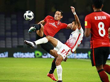 FIFA Club World Cup UAE 2017 Match for fifth place vs Wydad Casablanca (Result)