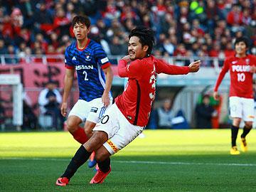 MEIJI YASUDA J1 League 34th sec. vs Yokohama F・Marinos (Result)