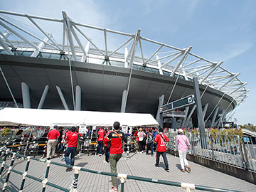 MEIJI YASUDA J1 League 1st Sec. vs F.C.Tokyo
