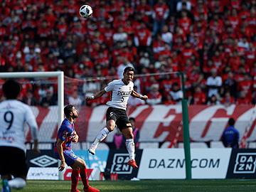MEIJI YASUDA J1 League 1st sec. vs F.C.Tokyo (Result)