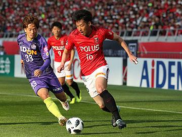 MEIJI YASUDA J1 League 2nd sec. vs Sanfrecce Hiroshima (Result)