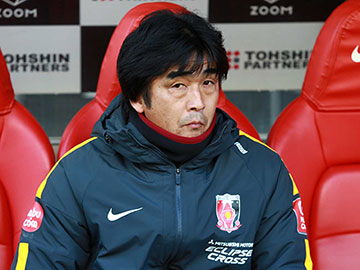 Team Manager Hori – press conference after the match against Sanfrecce Hiroshima