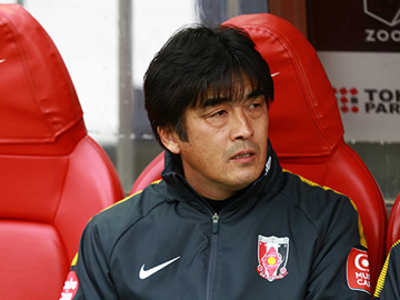 Team Manager Hori – press conference after the match against Yokohama F. Marinos
