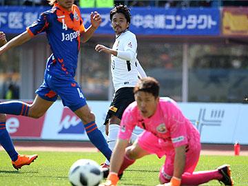 MEIJI YASUDA J1 League 3rd sec. vs V・Varen Nagasaki (Result)