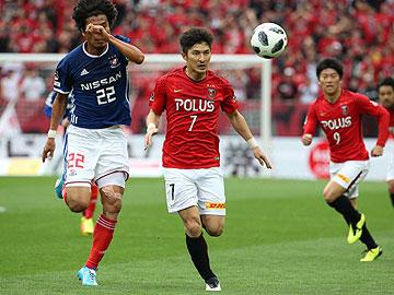 MEIJI YASUDA J1 League 4th sec. vs Yokohama F・Marinos (Result)