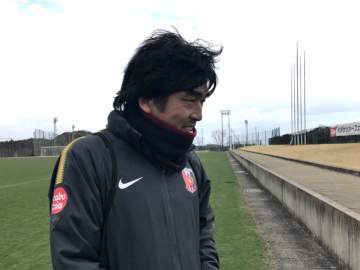 Team Manager Hori – pre-match press conference the day before the match against V・Varen Nagasaki