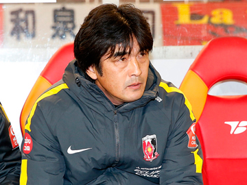 Team Manager Hori – press conference after the match against Nagoya Grampus