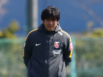 Team Manager Hori – pre-match press conference the day before the match against Nagoya Grampus