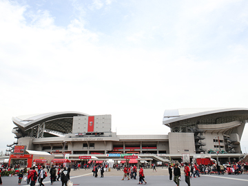 MEIJI YASUDA J1 League 8th Sec vs Shimizu S-Pulse