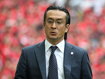 Team Manager Otsuki – press conference after the match against Shimizu S-Pulse