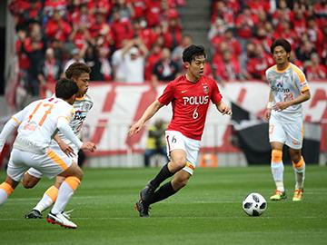 MEIJI YASUDA J1 League 8th sec. vs Shimizu S-Pulse (Result)
