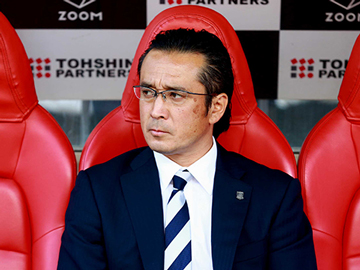 Team Manager Otsuki – press conference after the match against Consadole Sapporo