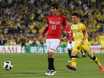 MEIJI YASUDA J1 League 10th sec. vs Kashiwa Reysol (Result)
