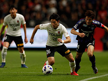 J.League YBC Levain Cup Group Stage MD4 vs Gamba Osaka (Result)