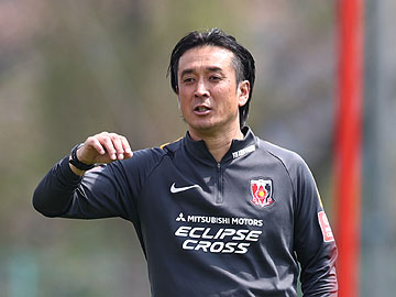 Team Manager Otsuki – pre-match press conference the day before the match against Sanfrecce Hiroshima