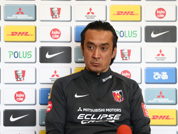 Team Manager Otsuki – pre-match press conference the day before the match against Gamba Osaka