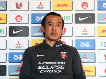 Team Manager Otsuki – pre-match press conference the day before the match against Hokkaido Consadole Sapporo