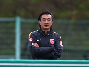 Team Manager Otsuki – pre-match press conference the day before the match against Vegalta Sendai