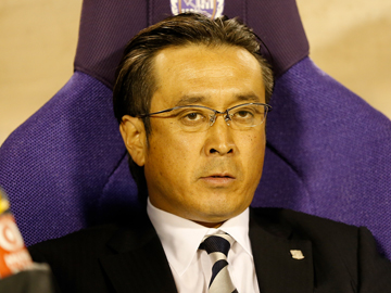 Team Manager Otsuki – press conference after the match against Sanfrecce Hiroshima