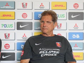 Press Conference – Team Manager Oswaldo Oliveira