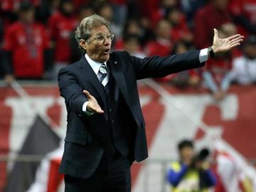 Team Manager Oswaldo Oliveira – press conference after the match against Nagoya Grampus