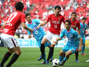 EIJI YASUDA J1 League 14th Sec. vs Sagan Tosu(Result)