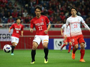 J.LEAGUE YBC Levain CUP GROUP STAGE 5th Sec. vs Nagoya Grampus(Result)