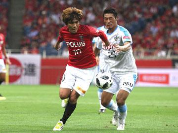 MEIJI YASUDA J1 League 19th Sec. vs Kawasaki Frontale(Result)