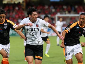 MEIJI YASUDA J1 League 23rd Sec. vs Shimizu S-Pulse(Result)