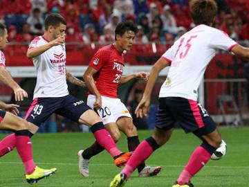MEIJI YASUDA J1 League 25th Sec. vs Cerezo Osaka(Result)