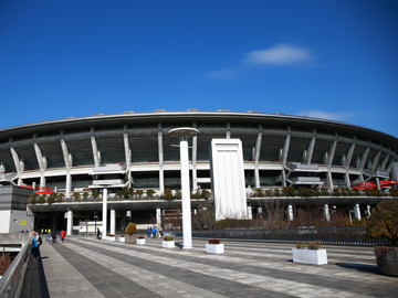 MEIJI YASUDA J1 League 26th Sec. vs Yokohama F・Marinos