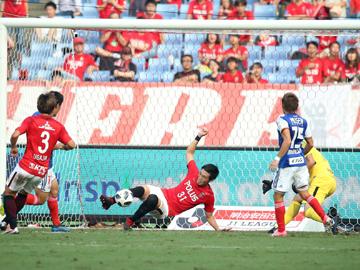 MEIJI YASUDA J1 League 26th Sec. vs Yokohama F・Marinos(Result)