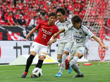 MEIJI YASUDA J1 League 31st Sec. vs Gamba Osaka(Result)