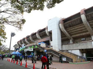 MEIJI YASUDA J1 League 33rd Sec. vs Shonan Bellmare