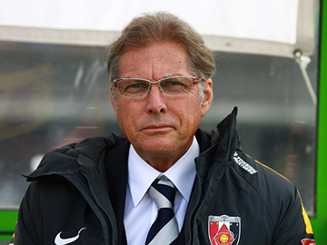 Team Manager Oswaldo Oliveira – press conference after the match against Shonan Bellmare