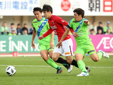 MEIJI YASUDA J1 League 33rd Sec. vs Shonan Bellmare(Result)