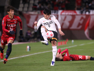 Emperors Cup 2018 Semi-final vs Kashima Antlers(Result)