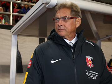 Team Manager Oswaldo Oliveira – press conference after the match against Kashima Antlers
