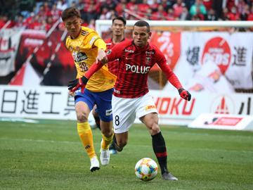 MEIJI YASUDA J1 League 1st Sec. vs Vegalta Sendai(Result)